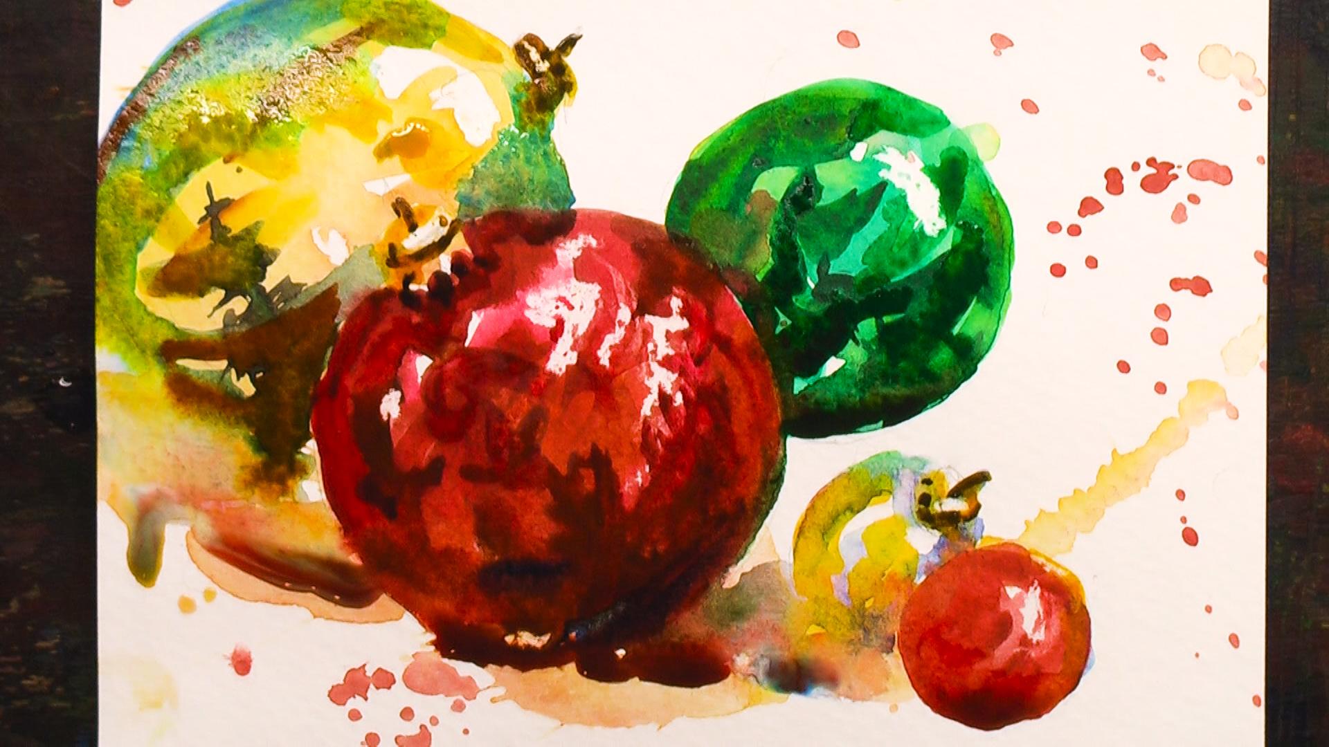 Christmas Card Ornaments 3