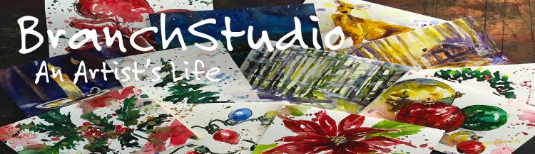 BranchStudio Blog, An Artist's Life