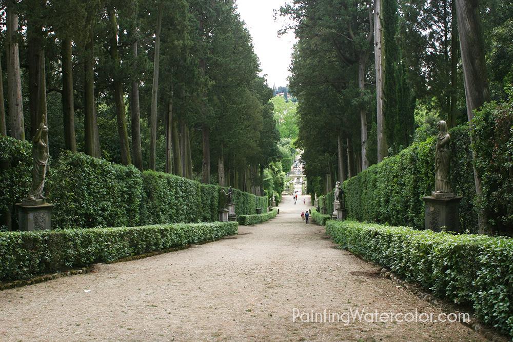 Boboli Gardens photo