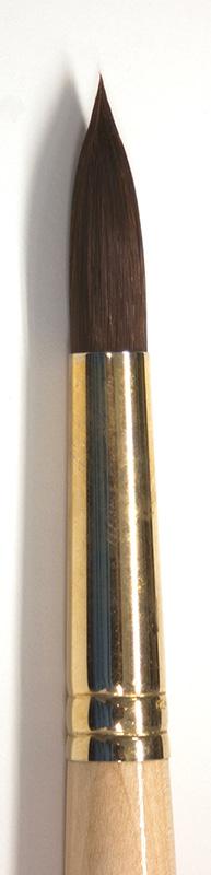 Nylon Watercolor brush
