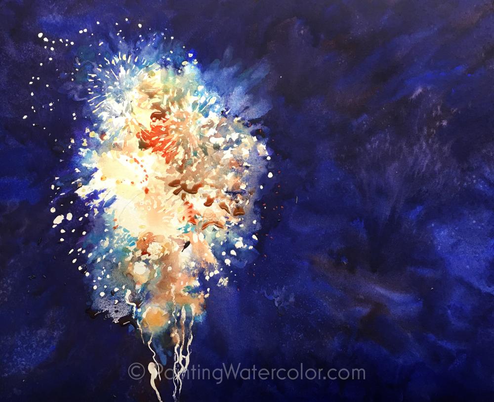 Fireworks Painting Tutorial Painting Tutorial 5