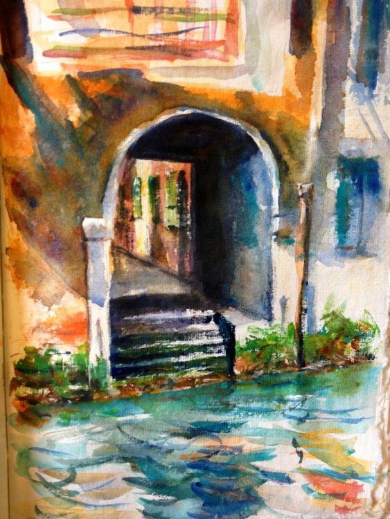 Watercolor Sketching Tutorials